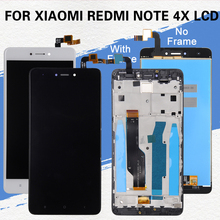 Dinamico Snapdragon625 LCD For Redmi Note 4X Display With Frame Xiaomi Touch Screen Digitizer Assembly