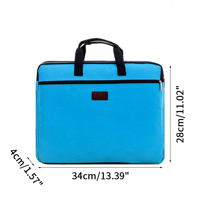 Hec091b2d353a442fb4170f078c44fd3aP - Portable Computer Bags Notebook Handbag Man Portable Briefcase Travel Laptop Bags Macbook Handbag Solid Color