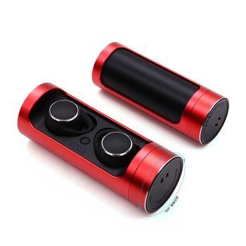 YUFENG True Wireless Earbuds Qualcomm Aptx Nillkin Bluetooth Earphone with Mic CVC Noise Cancelling Earphone IPX5 Water Proof