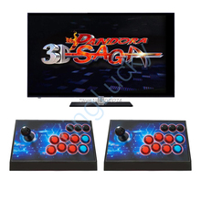 Gamepad Arcade-Console Download Connection-Wifi Pandora Saga New Support 3D 4P 4188-In-1