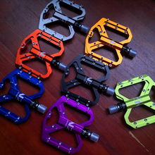 Bike Pedals Platform Bicycle Fixie MTB Road Mountain Flat-Alloy 3-Bearings Non-Slip New