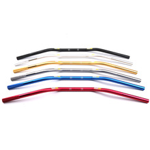 Handlebar PRO Taper 7/8'' 22mm Dirt Pit Bike CNC Aluminum Alloy Steering Wheel Protaper Handle Bar for EXC CRF 450 KXF YZ250 KLX