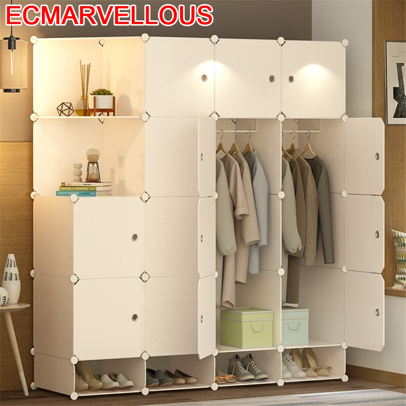 Almacenamiento Dormitorio Kleiderschrank Ropero Home Placard De Rangement font b Closet b font Bedroom Furniture Mueble