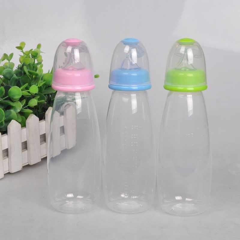 Comedero de silicona para entrenamiento de niños cuchara de arroz, Cereal, alimentador de suplementos, 5 botellas de alimentación de bebé recién nacido de marca