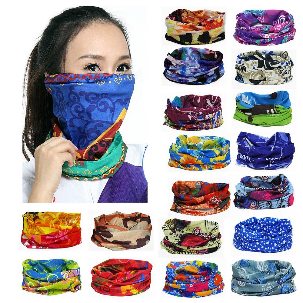 Бандана для активного отдыха, походов, шарфы для верховой езды, кемпинга, шейные гетры, шарф для альпинизма, мужские и женские головные уборы...