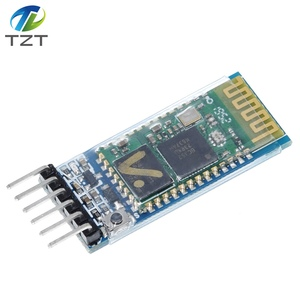 Image 5 - 10 Uds. HC05 JY MCU anti reverso, módulo de paso serie Bluetooth integrado, HC 05 master slave 6pin