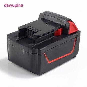Dawupine M18B قذيفة بطارية ليثيوم أيون البلاستيك حالة شحن حماية لوحة دوائر كهربائية ل ميلووكي 18V 3Ah 4Ah 5Ah 6Ah لوحة دارات مطبوعة