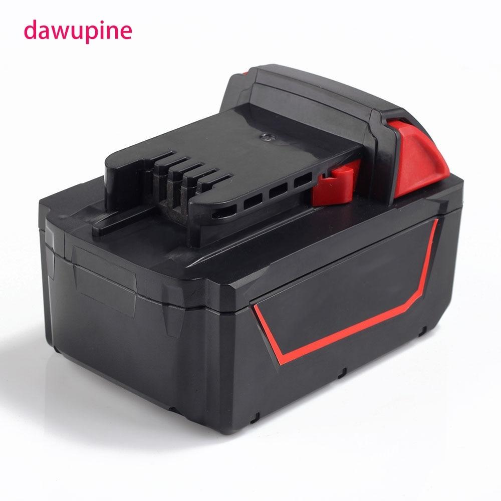 Dawupine M18B Shell Li-ion Battery Plastic Case Charging Protection Circuit Board For Milwaukee 18V 3Ah 4Ah 5Ah 6Ah PCB Board