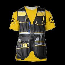 Футболка Мужская/Женская повседневная с 3D-принтом, модная рубашка с объемным принтом корпуса пожарного, пожарного, Топ в стиле Харадзюку, 2 ш...