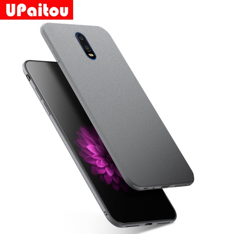 UPaitou <font><b>Case</b></font> for <font><b>OPPO</b></font> A9 A5 2020 Realme 5 RX17 R17 Neo <font><b>F11</b></font> <font><b>Pro</b></font> K3 K1 Anti Fingerprint <font><b>Case</b></font> Silicone Matte Ultra Thin <font><b>TPU</b></font> Cover image