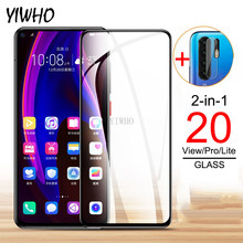 Honor 20 Camera Lens Protector for Huawei Honor20 Pro Screen Protector Tempered Glass 20 Lite 20i V20 Viwe20 20lite 20pro Film(China)
