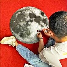 Rompecabezas de la tierra de la Luna y el espacio estrellado para niños, rompecabezas de descompresión para adultos, juguetes educativos, regalo, 1000 piezas