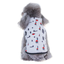 Soft Winter Pet Clothes Warm Dog Coat Jacket for Small French Bulldog Chihuahua For Cats Vest