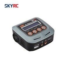цена на SKYRC S60 60W 100-240V AC Balance Charger/Discharger for 2-4S Lithium LiPo LiHV LiFe Lilon NiCd NiMh PB RC Drone Car Battery