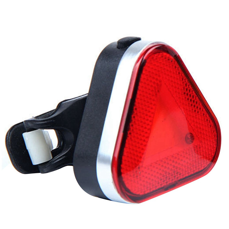 Bicycle Taillights Bicycle Warning Lights Triangular Cob Lighting Headlights Charging Strong Taillights Night Riding Equipment