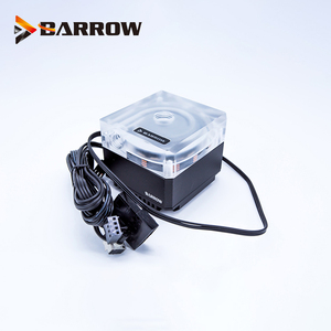 Image 1 - Barrow DDC PWM Pump 17W Maximum Flow Lift 5.5 Meters 960L/H Manual Speed Regulation or PWM 3000RPM Water Cooling System