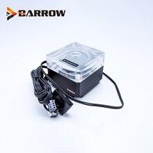El arabası DDC PWM pompası 17W maksimum akış kaldırma 5.5 metre 960L/H manuel hız ayarı veya PWM 3000RPM su soğutma sistemi