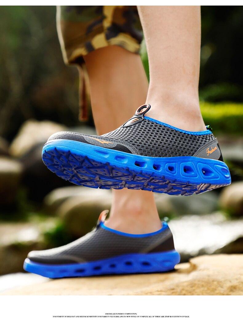 Hec0f1998c23a4e7f9715ad3d8e68ed7a5 UEXIA Big Plus Size Shoes Unisex Summer Sneakers Light Breathable Casual Shoes Couple Fashion Comfortable Mens Mesh Flats Shoe