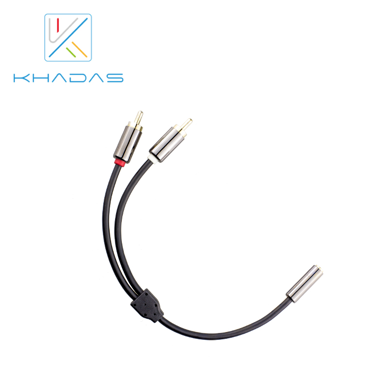 RCA To 3.5mm Cable Suitable For Tone Board