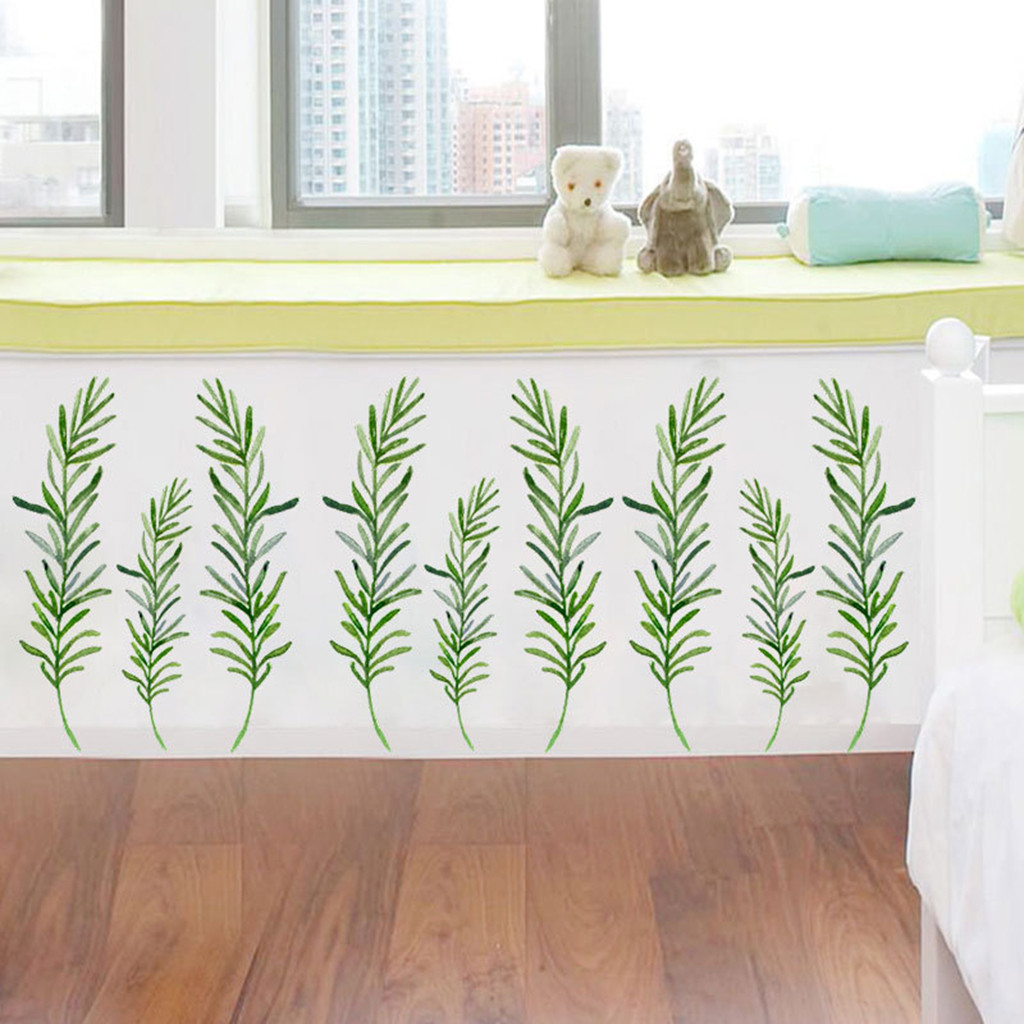 Permalink to wall sticker tree photo Inkjet Wall Stickers Plant Wall Stickers Home Background Wall Painting 2019#4