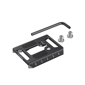 Image 2 - SmallRig Manfrotto 501PL Type Quick Release Plate for Select SmallRig Cages/DJI Ronin S Gimbal   2458