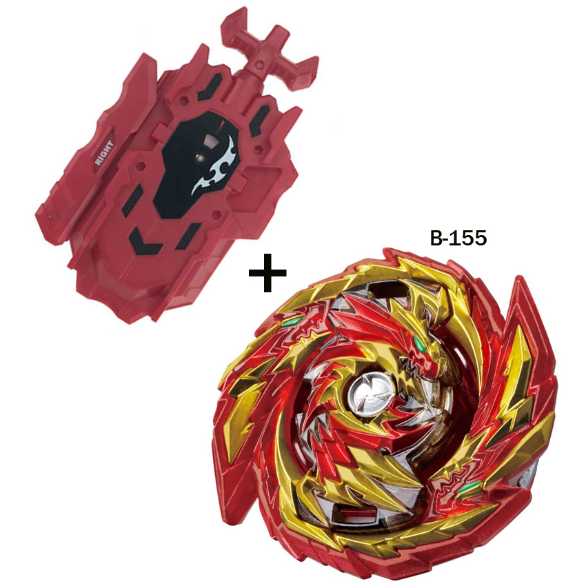 Hot All Models Pitcher Beyblades Burst Toy With 2-wire Launcher Bayblade Rotating Blade Blade 2020 Children High Performance Toy