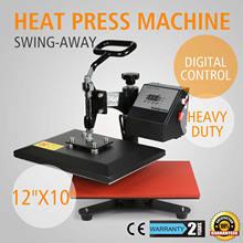 Machine de transfert de Presse à chaud 30cm x 24cm, Presse à chaud multifonction pour T-shirt, Photo, par Sublimation
