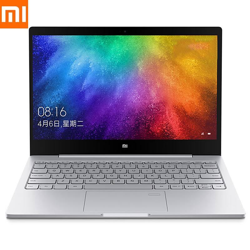 Xiaomi Mi Air Laptop 13.3 Inch Intel Core I5-8250U 8GB RAM 512GB PCle SSD Win 10 MX250 Fingerprint Sensor Notebook