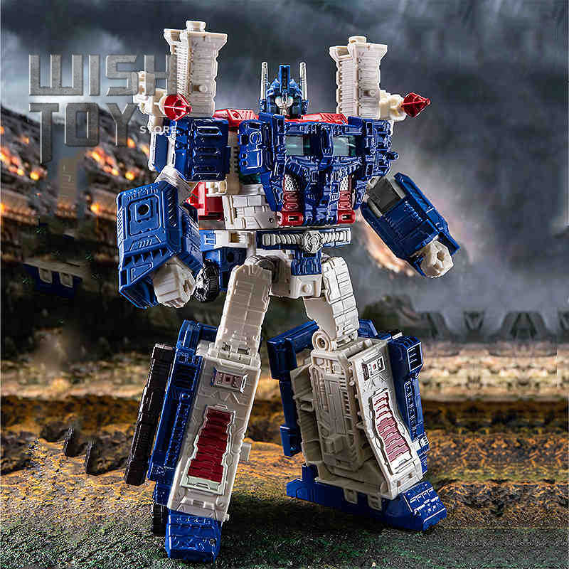 Transformers Newage Deluxe Transformed toy THF-04 Action Figure Toy Gift 25CM