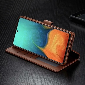 Image 4 - Bao Da Ví Da Dành Cho Samsung Galaxy Samsung Galaxy Note20 Cực S20 S10 Plus A71 A51 5G A41 A31 A21s A11 A01 a70 A50 A40 A20e A10 Flip Cover