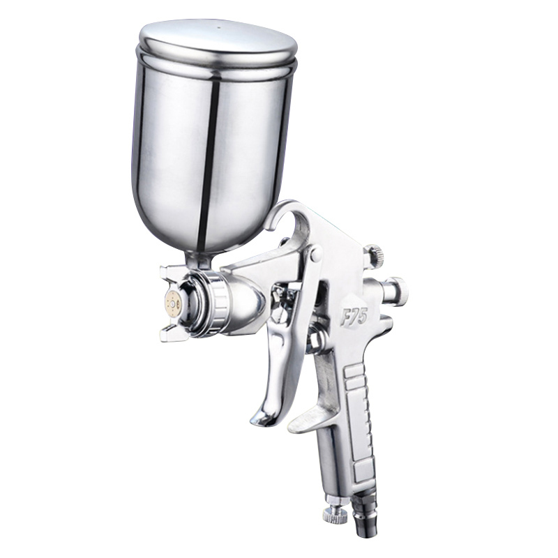 F75 400ML Pneumatic Spray Gun Airbrush Sprayer Painting Atomizer Airbrush Tool For Cars/furniture