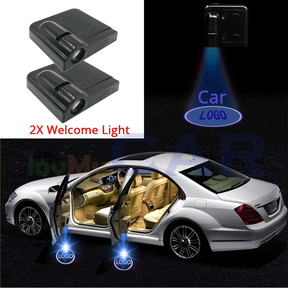 Car Door Logo Projector Light