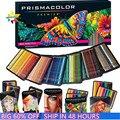 Prismacolor Premier акварельных карандашей 24/36/48/72/150 Цвета мягкие масляные цветные карандаши для рисования студента художника товары для рукоделия
