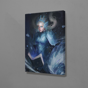 Home Decor Canvas Silva Noelle Paintings Pictures Black Clover Wall Art Printed Anime Figure Modular Poster No Frame Living Room image