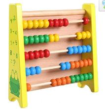 Free delivery children mathematics teaching AIDS Wooden initiation toy,multipurpose computational frames+Drawing board figure цена и фото