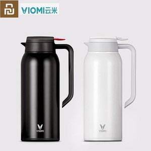 Image 1 - Original Youpin VIOMI Thermo Mug 1.5L Stainless Steel Vacuum Cup 24 Hours Flask Water Bottle Cup for Baby Outdoor For Smart home