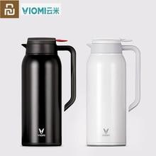 מקורי Youpin VIOMI Thermo ספל 1.5L נירוסטה כוס ואקום 24 שעות בקבוק מים בקבוק כוס עבור תינוק חיצוני עבור בית חכם