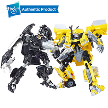 Hasbro Transformers Studio Series  Deluxe Class Transformers Barricade Bumblebee ambulance Jazz Action Figure
