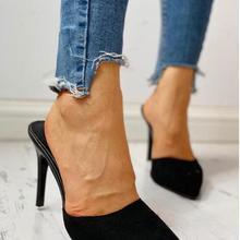Женская обувь; Новые Модные Повседневные туфли с острым носком и пряжкой на ремешке; женские пикантные Вечерние туфли на среднем квадратном каблуке; белые туфли-лодочки с квадратными каблуками