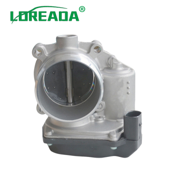 LOREADA 06F133062Q 06F133062T Throttle Body Assembly For Audi A3 A4 A5 Q5 TT Beetle Golf Polo Skoda 06F 133 062 Q 06F 133 062 T