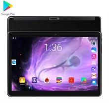 10 Polegada tablet android 9.0 deca núcleo 8gb ram 128gb rom 3g 4g fdd lte wifi bluetooth gps telefone chamada tela de vidro tablet pc