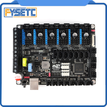 S6 V 1,2 Bord 32 Bit Control Board Unterstützung 6X TMC Treiber Uart/SPI Fliegen Draht XH/MX stecker VS F6 V 1,3 SKR V 1,3