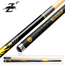 PREOAIDR 3142 BK3 Billiard Pool Cue Rubber Handle Cues Stick with Joint Protector 12.75mm /11.75mm Tip Billar China 2019