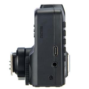 Image 2 - Godox X2T 2.4G TTL bezprzewodowa wyzwalacz lampy błyskowej HSS 1/8000 nadajnik X2T C X2T N X2T S X2T F X2T O dla Canon Nikon Sony Fuji produktu firmy Olympus