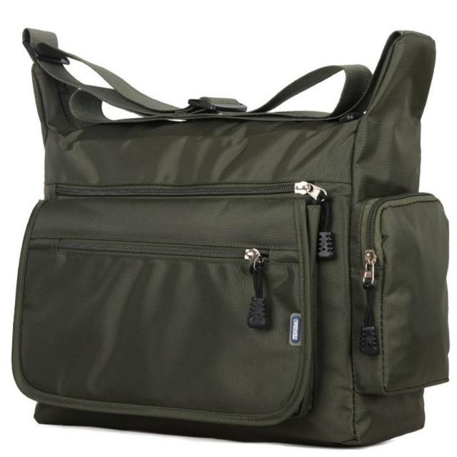 Мужские нейлоновые сумки через плечо