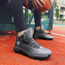 Men Sneakers Air Shock Basketball Shoes Tennis Boots Man Basket Jordan Sports Zapatillas Basquetball Hombre Jordan Shoes(China)