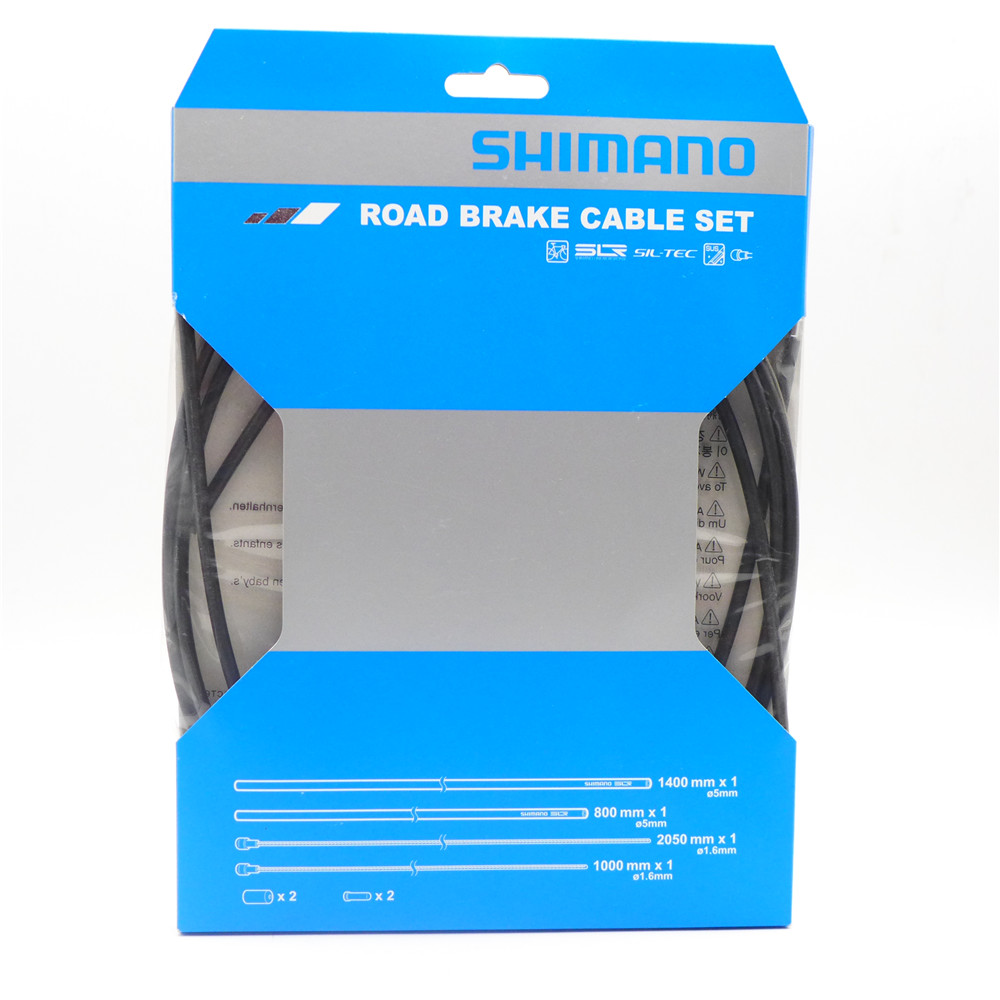 SHIMANO Road Bike Brake Cable&Housing Set