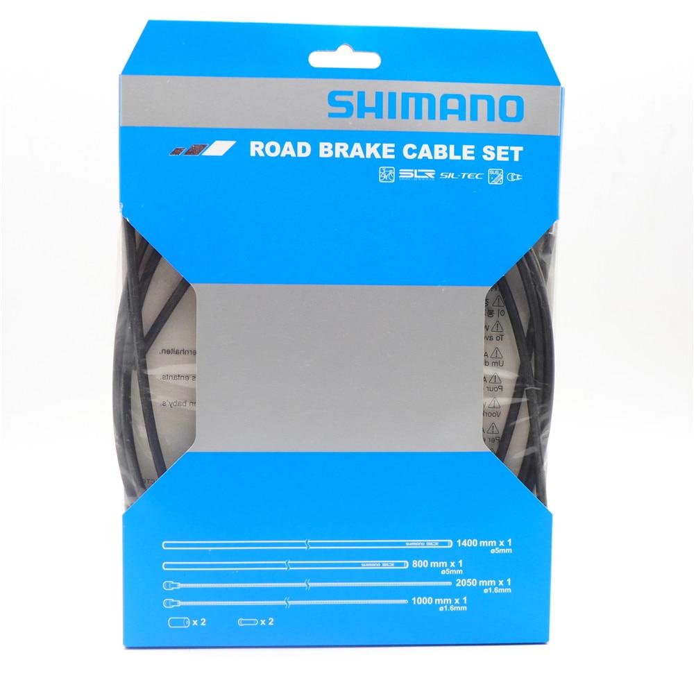 SHIMANO Road Bike Brake Cable&Housing Set
