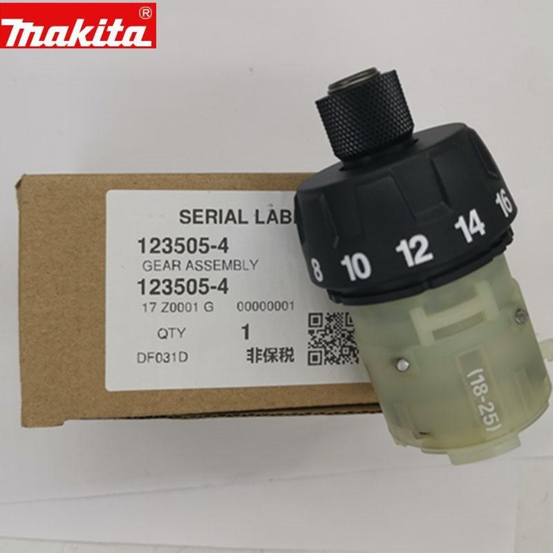 MAKITA 125460-6 125459-1 123505-4 Reducer Geabox Gear Box For DF030D DF031D DF030DWE Drill Screwdrill