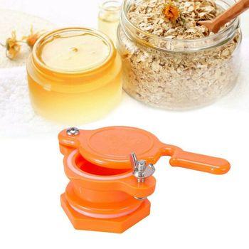 Miód pszczeli Tap zasuwa pszczelarstwo plastikowe ekstraktor sprzęt do butelkowania narzędzia miód kran miód Shaker pszczelarstwo miód narzędzie tanie i dobre opinie CN (pochodzenie) home and garden garden tool Honey Shaker
